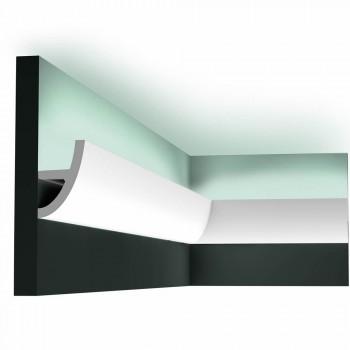 Flexible Deckenleiste C373F Orac Decor Antonio Lichtleiste