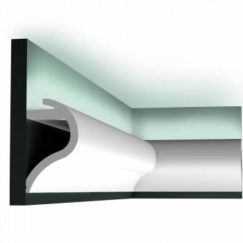 Deckenleiste C364 Orac Decor Wave Lichtleiste